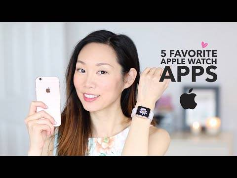 5 Best Apple Watch Apps