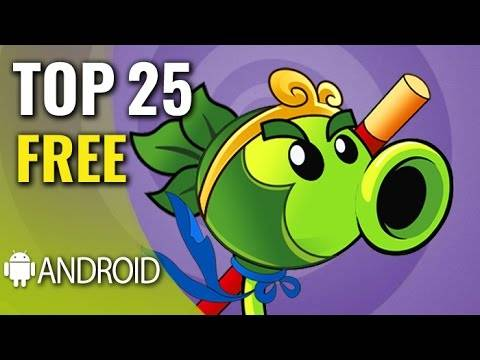 Top 25 Best Free Android Games - HD