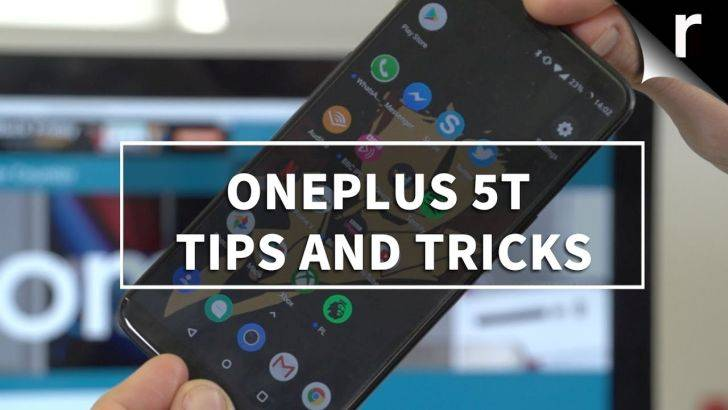 OnePlus 5T Tips and Tricks - hidden features