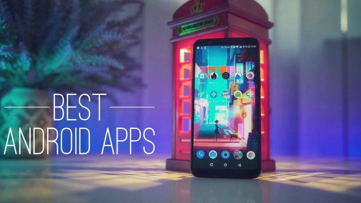 Top 10 Best Android Apps 2018
